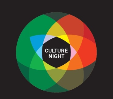 Culture Night 2013 logo from press release